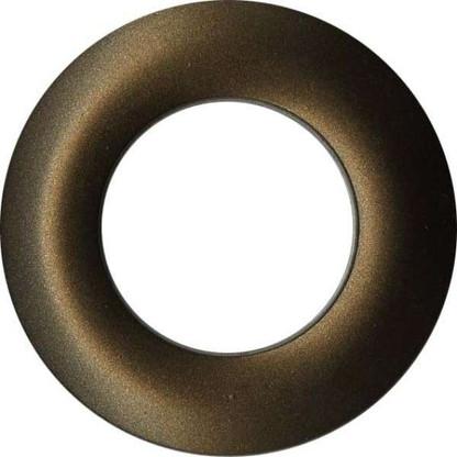 Grommets 25mm Round 8/pkg Matte Bronze