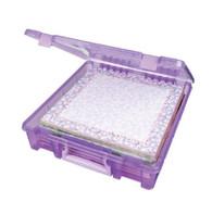 Super Satchel One Compartment Purple