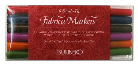 Fabrico Dual Marker Set Landscape Colors