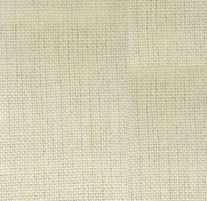 Solid Plain Weave Tea Towel 20in x 28in Cream
