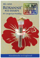 Roxanne Sharps Needle Size 12 50ct