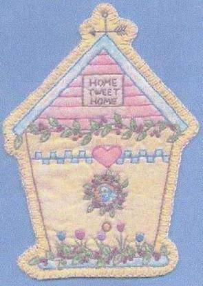 Heirloom Ornament - Birdhouse