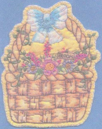 Heirloom Ornament - Spring Basket