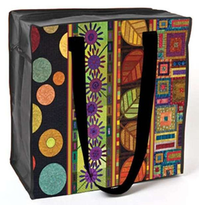 Eco Tote Skinny Quilts