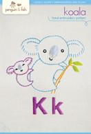 K Koala Hand Embroidery