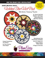 Folded Star Hot Pad