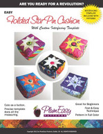 Folded Star-Pin Cushion