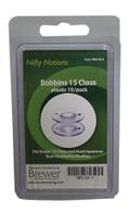 Bobbins 15 Class Plasic 10/pkg