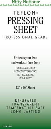 Teflon Pressing Sheet 18in x 20in