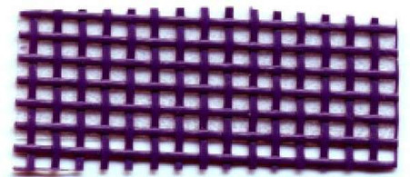 Vinyl Mesh Roll 18in x 36in Purple