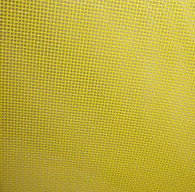 Vinyl Mesh Roll 18in x 36in Yellow