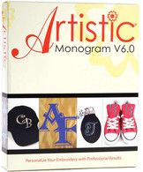 Artistic Monogram Software