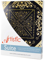Artistic Suite V7 Software