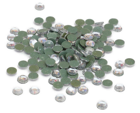 Silhouette Crystal 3mm 750/pkg Clear