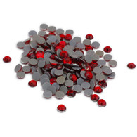 Silhouette Crystal 4mm 350/pkg Red