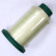 Isacord 1000m Polyester Thread 0250 Lemon Frost