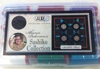 Aurifil Cotton 12 wt 12 Large Spools Sharon Pederson Sashiko Thread Collection