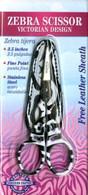 3-1/2in Zebra Scissors