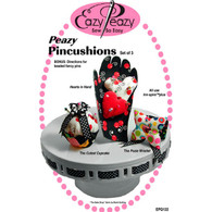 Peazy Pincushions