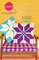 Nordic Snowflake Pillow