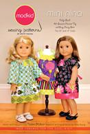 Mini Nina: Dolly Sized Top & Easy-Peasy Skirt