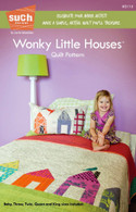 Wonky Little Houses Quilt Pattern