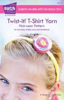 Twist It! TShirt Yarn Hairwear Kit