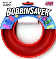 Jumbo Bobbin Saver Red