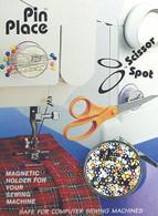 Scissor Spot Magnetic Holder