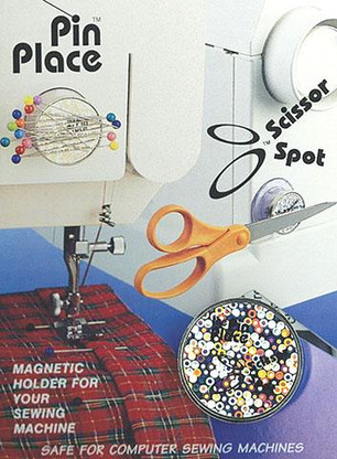 Scissor Spot Magnetic Holder