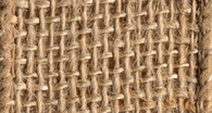 Burlap Wired Ribbon 1-1/2in x 10yd Natural