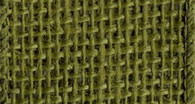 Burlap Wired Ribbon 1-1/2in x 10yd Moss
