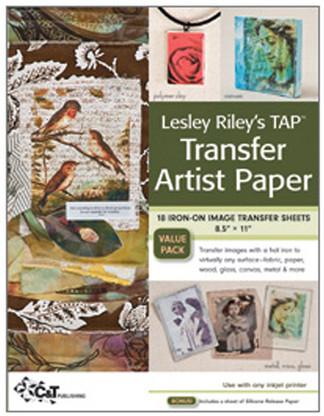 Transfer Artist Paper 5/pkg