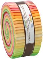Roll Up Kona Solids Sunrise Palette 43pcs
