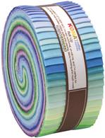 Roll Up Kona Solids Sunset Palette 43pcs