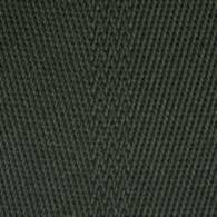Cotton & Polyester Webbing 2in x 22yd Dark Grey