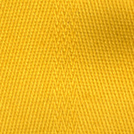 Cotton & Polyester Webbing 2in x 22yd Yellow