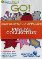 Festive Collection CD-ROM - Accuquilt Companion
