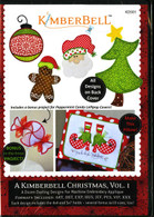 A Kimberbell Christmas Volume 1 Machine Embroidery CD