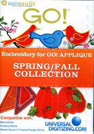 Spring/Fall Collection CD-ROM - Accuquilt Companion