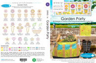 Garden Party with CD - Every Stitch Counts