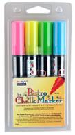 Flourescent Bistro Chalk Marker Set of 4