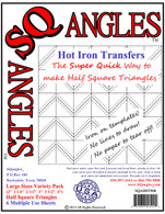 SQangles Half Square Triangle Large Size Variety Pack