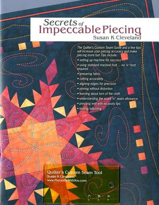 Secrets of Impeccable Piecing with Tool