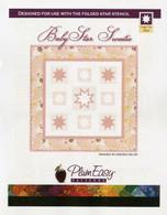 BabyStar Sweetie Baby Quilt Pattern