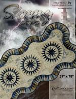 Stormy Seas Table Runner Pattern