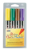 Bistro Chalk Marker Broad Point Set of 4