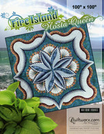 Fire Island Hosta Queen Pattern