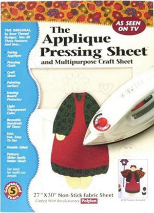 Applique Pressing Sheet 27in x 30in