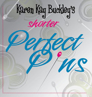 Karen Kay Buckley Shorter Perfect Pins 50/pkg